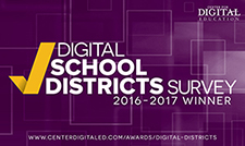 16-17 Digital School Districts Survey Winner