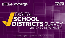 17-18 Digital School Districts Survey Winner