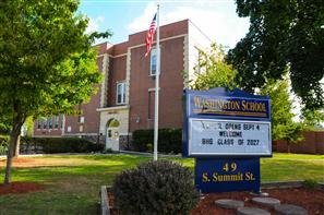 Bergenfield Borough School District Total Teachers (1988-2014)