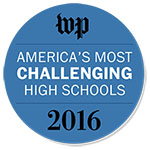 WP America's Most Challenging High Schools 2016